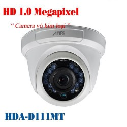 Camera AFIRI HD TVI hồng ngoại HDA-D111MT 1.0 Megapixel