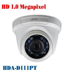 Camera AFIRI HD TVI hồng ngoại HDA-D111PT 1.0 Megapixel