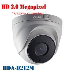 Camera AFIRI HD TVI hồng ngoại HDA-D212M 2.0 Megapixel