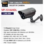 Camera AHD 1.0 Megapixel VANTECH VP-131AHDL