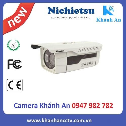 Camera AHD Nichietsu NC-130AHD 1M, đại lý, phân phối,mua bán, lắp đặt giá rẻ
