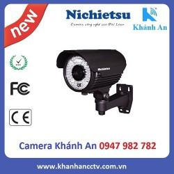Công nghệ camera HD-SDI mới cho độ nét cao