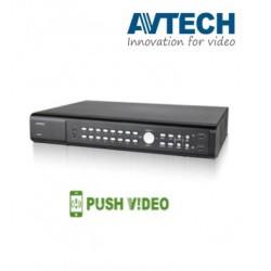 Đầu ghi AVTECH AVZ2116(EU) 16 kênh HD-TVI 5 Megapixel