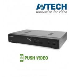 Đầu ghi AVTECH DGD1005(EU) 4 kênh HD-TVI 5 Megapixel