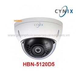 Camera CYNIX IP Dome HBN-5120D5, H265, 2.0 Mp