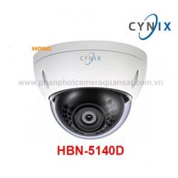 Camera CYNIX IP Dome HBN-5140D5, H265, 4.0 Mp