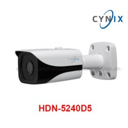 Camera CYNIX IP THÂN HDN-5240D5, H265, 4.0 Mp