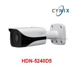 Camera CYNIX IP THÂN HDN-5240D5, H265, 4.0 Mp