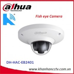 Camera IP Fisheye DH-HAC-EB2401 4.0 Megapixel