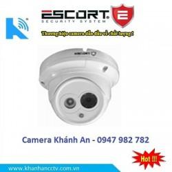 Camera IP DOME hồng ngoại Led ARRAY ESC-2005ND