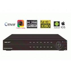Đầu ghi hình 9 kênh AHD xuất hình Full HD ESC-8109AHD