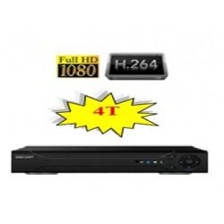Đầu ghi hình 16 kênh AHD ESC-8116AHD