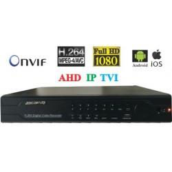 Đầu ghi hình 24 kênh AHD ESC-S8724AHD