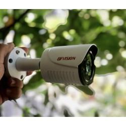 Camera gfvision AHD A3M1-F2 1.0MP, thân lắp ngoài trời