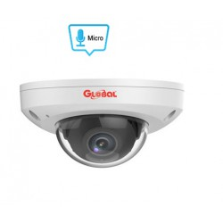 Camera Global TAG-I42SS3-FPA28 IP Dome 2MP chuẩn nén Ultra265