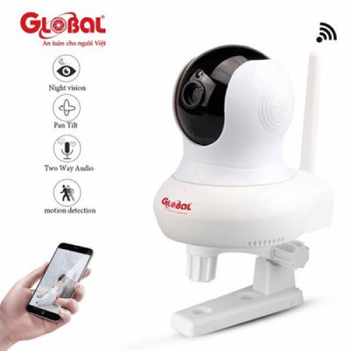 Camera GLOBAL IP Wifi PTZ 2.0 Megapixel TAG-I4W3-F6, đại lý, phân phối,mua bán, lắp đặt giá rẻ