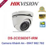 Camera HIKVISION HD-TVI DS-2CE56D0T-IRM 2M