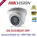 Camera HIKVISION HD-TVI DS-2CE56D0T-IRP 2M