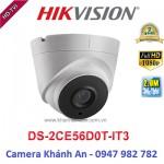 Camera HIKVISION HD-TVI DS-2CE56D0T-IT3 2M
