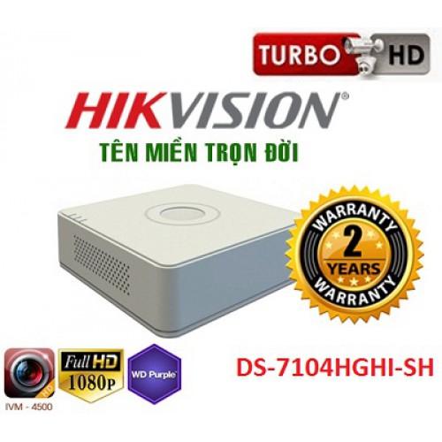 Những câu hỏi về lỗi đầu ghi camera Hikvision và cách khắc