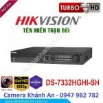 Đầu ghi hình 32 kênh DS-7332HGHI-SH Turbo HD 3.0 DVR 1080p