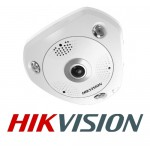 Camera IP fisheye HD toàn cảnh 360 độ DS-2CD6362F-I