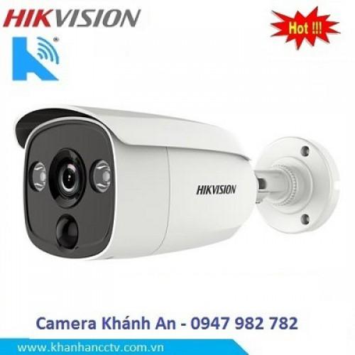 Camera  HD-TVI trụ DS-2CE12D8T-PIRL 2.0 MP, đại lý, phân phối,mua bán, lắp đặt giá rẻ