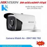 Camera HD-TVI HIKVISION Full HD 1080P DS-2CE16D8T-IT5E
