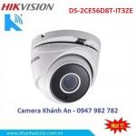 Camera HD-TVI HIKVISION Full HD DS-2CE56D8T-IT3ZE