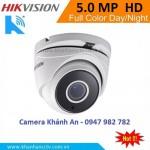 Camera HD-TVI hồng ngoại 5.0 Megapixel DS-2CE56H1T-ITM
