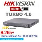 Đầu ghi hình 16 kênh Turbo HD 4.0 DVR DS-7216HUHI-K2