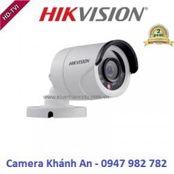Camera Smart Line HD-TVI hikvision HIK-16C6T-IRP