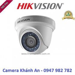 Camera Smart Line HD-TVI hikvision HIK-56C6T-IRP