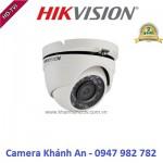 Camera Smart Line HD-TVI HIK-56D6T-IRM 2.0M