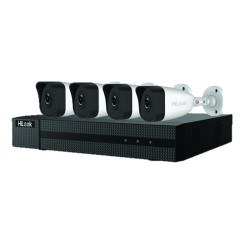 Bộ Kit 4 camera HiLook IK-4042BH-MH/P thân trụ