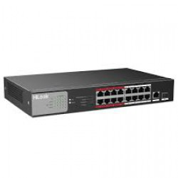 Switch POE NS-0318P-135 16 cổng POE