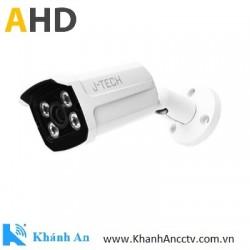 Camera J-Tech AHD5703EL 5.0 Mp/Human Detect / Face ID / Led sáng