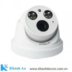 Camera J-Tech IP AI5282E0 3.0 Mp cảnh báo chuyển động / Face ID / Smart Led