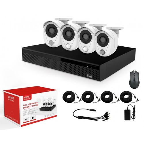 Bộ KIT camera thông minh CS500 báo động qua điện thoại, email, đại lý, phân phối,mua bán, lắp đặt giá rẻ