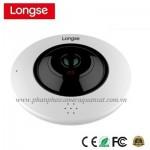 Camera LongSe LMDEF300 IP FISHEYE PANORAMIC 2.0 M