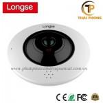 Camera LongSe LMDES600 IP FISHEYE PANORAMIC 4.0 MP