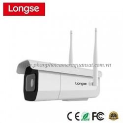 Camera LongSe KALBE60SV500W5G IP WIFI hồng ngoại 40-50m 5.0 MP