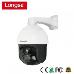 Camera LongSe KAPT5E122SL200 HD-IP Speed Dome Quay Quét 2MP