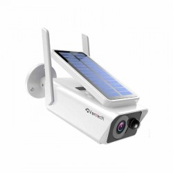 Camera Wifi dùng pin năng lượng mặt trời 2MP VANTECH VP-SP8300PIR