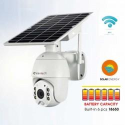 Camera IP Solar dùng Wifi VANTECH VP-2506B-WF