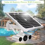 Compo hệ thống camera dùng năng lượng mặt trời