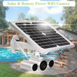 Hệ thống camera dùng năng lượng mặt trời