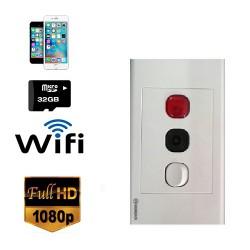 Camera ngụy trang ổ điện wifi không dây KAS-8016