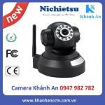 Camera IP Nichietsu NC-R10, kết nối WIFI