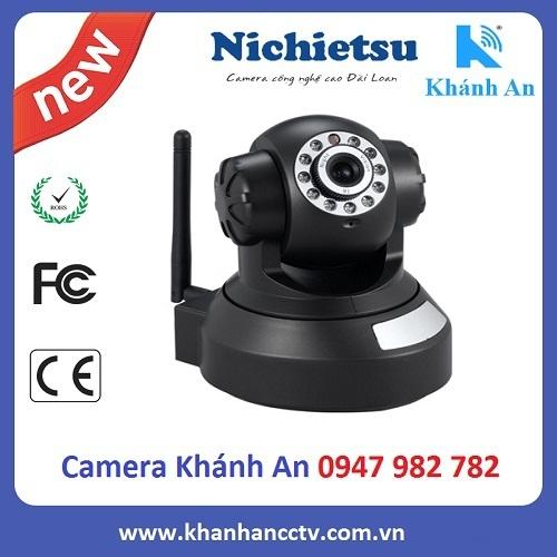 Giới thiệu về Camera IP - Một tiến bộ của thời hiện đại